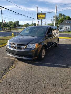 2012 Dodge Grand Caravan for sale at Balfour Motors in Agawam MA