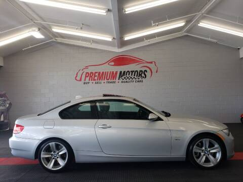 2009 BMW 3 Series for sale at Premium Motors in Villa Park IL