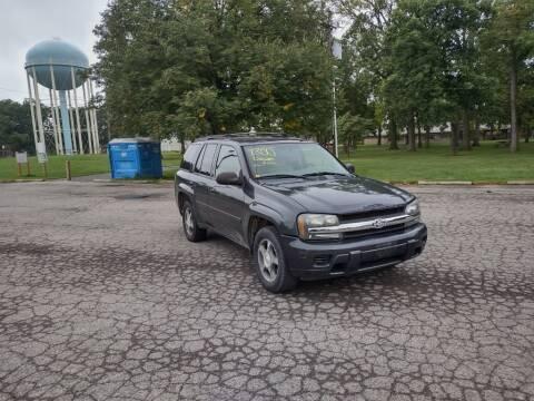 2007 Chevrolet TrailBlazer for sale at Flag Motors in Columbus OH