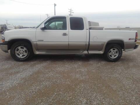 2000 Chevrolet Silverado 1500 for sale at KESLER AUTO SALES in St. Libory IL