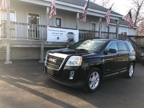 2011 GMC Terrain for sale at Flash Ryd Auto Sales in Kansas City KS