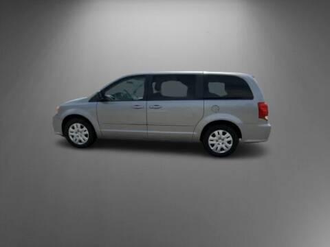 2015 Dodge Grand Caravan for sale at Eley Auto Sales & Service in Loretto MN