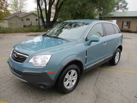 2008 Saturn Vue for sale at RJ Motors in Plano IL