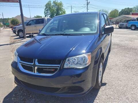 2012 Dodge Grand Caravan for sale at VAUGHN'S USED CARS in Guin AL