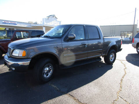 2002 Ford F-150 for sale at Power Edge Motorsports- Millers Economy Auto in Redmond OR