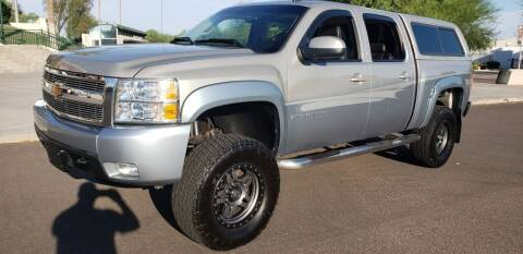 2008 Chevrolet Silverado 1500 for sale at Arizona Auto Resource in Tempe AZ