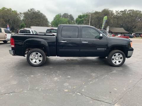 2008 GMC Sierra 1500 for sale at BSS AUTO SALES INC in Eustis FL