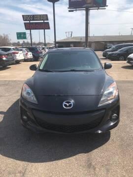 2012 Mazda MAZDA3 for sale at Ital Auto in Oklahoma City OK