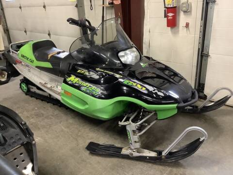 2002 Arctic Cat MOUNTAIN CAT 600 for sale at Road Track and Trail in Big Bend WI