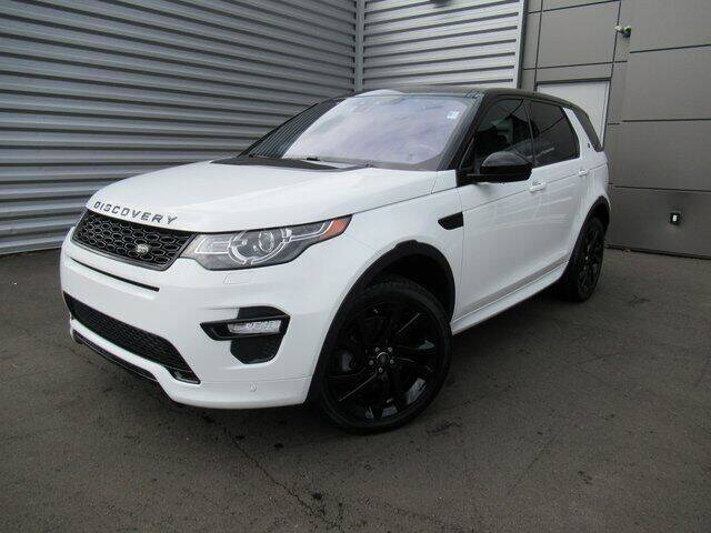 2017 Land Rover Discovery Sport for sale in Canton, CT
