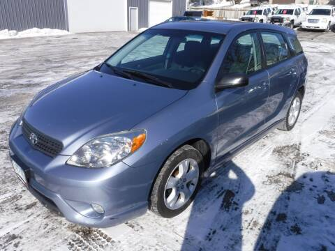 2006 Toyota Matrix for sale at J & K Auto - J and K in Saint Bonifacius MN