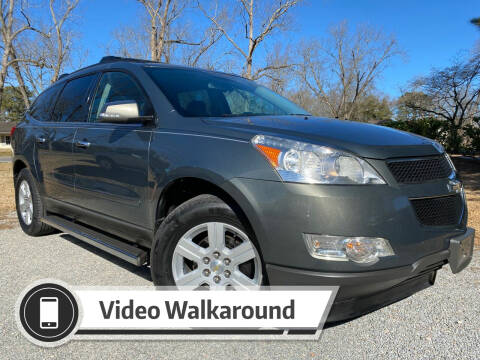 2011 Chevrolet Traverse for sale at Byron Thomas Auto Sales, Inc. in Scotland Neck NC