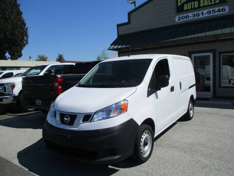 2017 Nissan NV200 for sale at Emerald City Auto Inc in Seattle WA