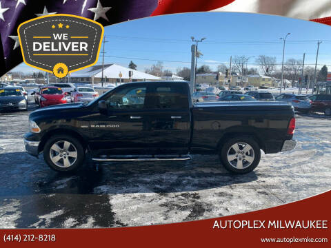 2012 RAM Ram Pickup 1500 for sale at Autoplex Milwaukee in Milwaukee WI
