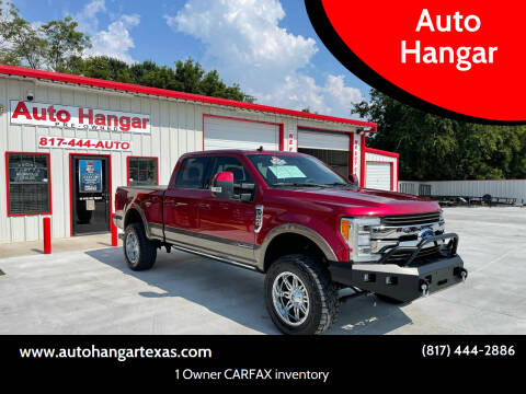 2019 Ford F-250 Super Duty for sale at Auto Hangar in Azle TX