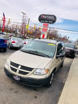 2006 Dodge Caravan for sale at i3Motors in Baltimore MD