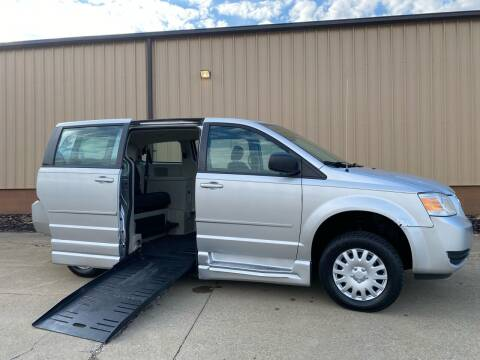 2010 Dodge Grand Caravan for sale at Prime Auto Sales in Uniontown OH