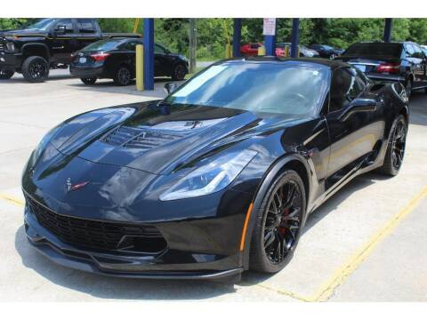 2016 Chevrolet Corvette for sale at Inline Auto Sales in Fuquay Varina NC