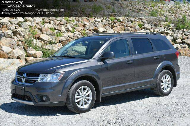 2017 Dodge Journey for sale in Naugatuck, CT