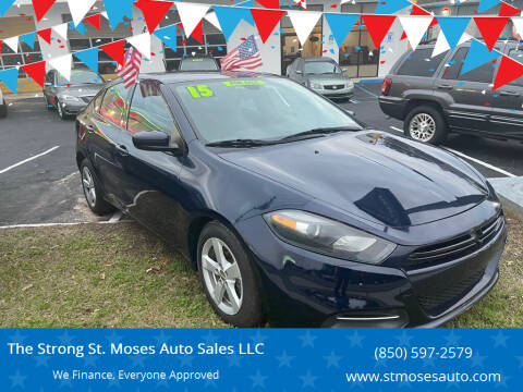 2015 Dodge Dart for sale at The Strong St. Moses Auto Sales LLC in Tallahassee FL