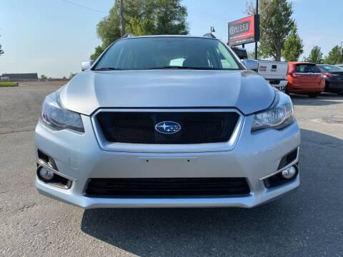 2013 Subaru Impreza for sale at Rides Unlimited in Nampa ID