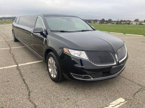 2013 Lincoln MKT Town Car for sale at CarNYC.com in Staten Island NY