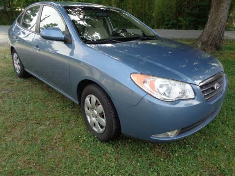 2007 Hyundai Elantra for sale at Liberty Motors in Chesapeake VA