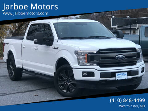 2018 Ford F-150 for sale at Jarboe Motors in Westminster MD