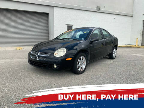 2005 Dodge Neon for sale at Mid City Motors Auto Sales - Mid City South in Fort Myers FL