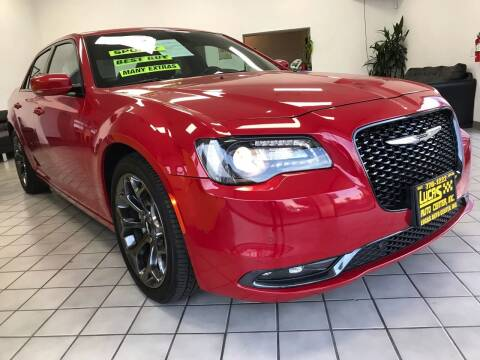 2015 Chrysler 300 for sale at Lucas Auto Center in South Gate CA