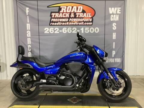 2016 Suzuki Boulevard M109R B.O.S.S. for sale at Road Track and Trail in Big Bend WI