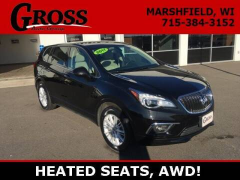 2017 Buick Envision for sale at Gross Motors of Marshfield in Marshfield WI