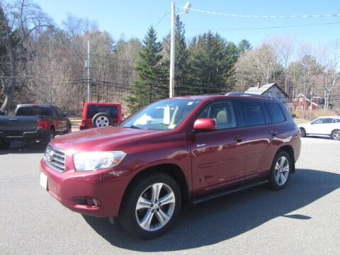 2008 Toyota Highlander for sale at Auto Choice of Middleton in Middleton MA