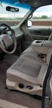 2002 Ford F-150 for sale at Sooner Automotive Sales & Service LLC in Peoria AZ