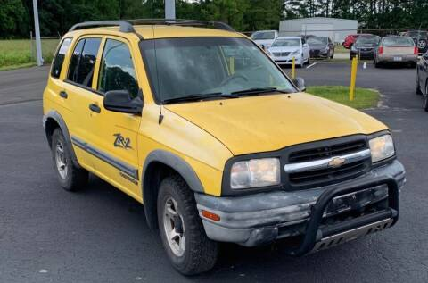 2003 Chevrolet Tracker for sale at Cobalt Cars in Atlanta GA