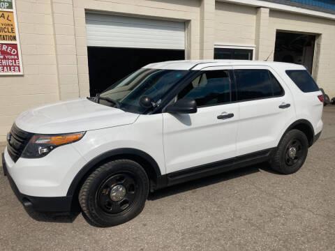 2013 Ford Explorer for sale at Ogden Auto Sales LLC in Spencerport NY