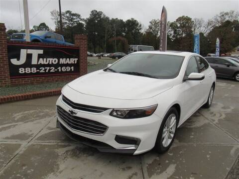 2018 Chevrolet Malibu for sale at J T Auto Group in Sanford NC