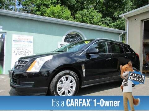 2012 Cadillac SRX for sale at Precision Automotive Group in Youngstown OH