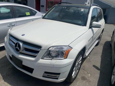 2012 Mercedes-Benz GLK for sale at Better Auto in South Darthmouth MA