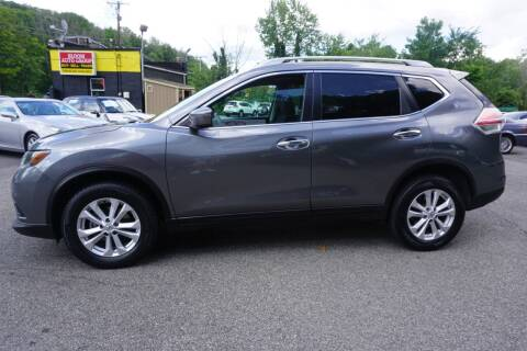 2016 Nissan Rogue for sale at Bloom Auto in Ledgewood NJ