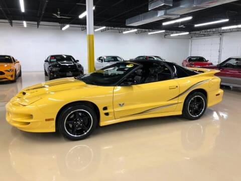 2002 Pontiac Firebird for sale at Fox Valley Motorworks in Lake In The Hills IL