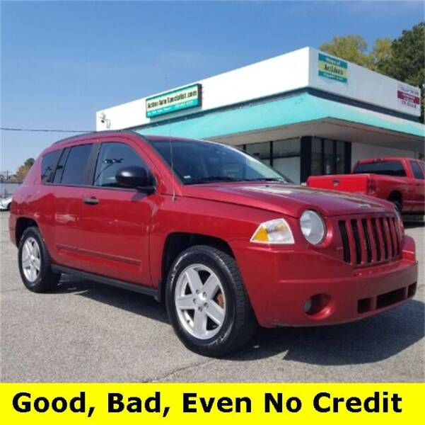2008 Jeep Compass for sale at Action Auto Specialist in Norfolk VA