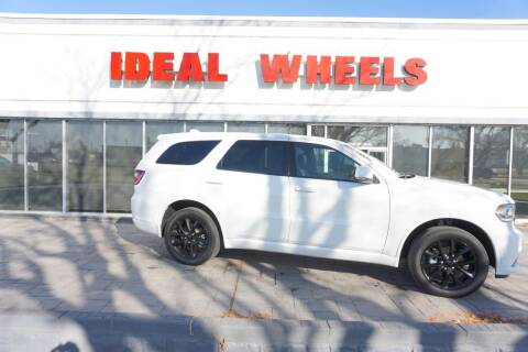 2017 Dodge Durango for sale at Ideal Wheels in Sioux City IA