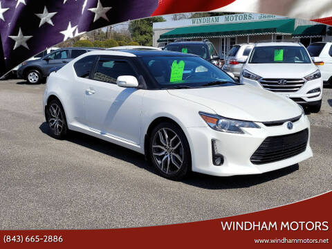 2015 Scion tC for sale at Windham Motors in Florence SC