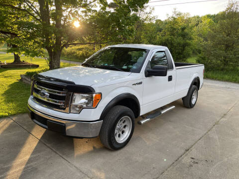 2013 Ford F-150 for sale at 57th Street Motors in Pittsburgh PA