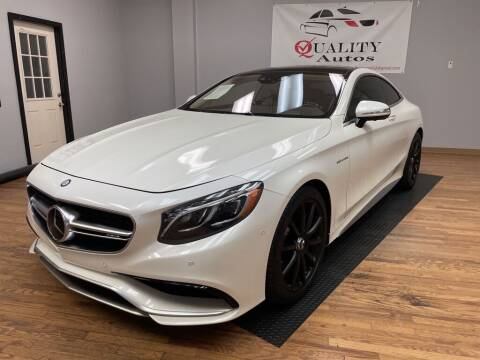 2015 Mercedes-Benz S-Class for sale at Quality Autos in Marietta GA