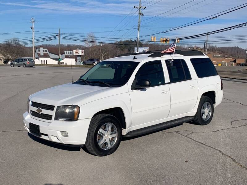 2006 Chevrolet TrailBlazer EXT for sale at Carl's Auto Incorporated in Blountville TN