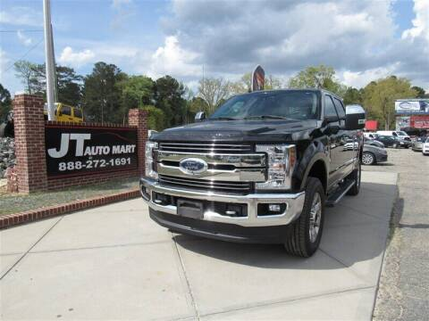 2019 Ford F-250 Super Duty for sale at J T Auto Group in Sanford NC