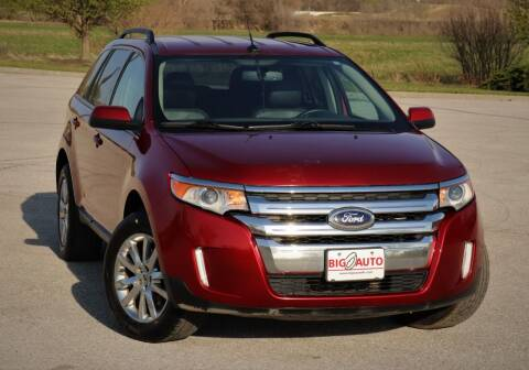 2014 Ford Edge for sale at Big O Auto LLC in Omaha NE