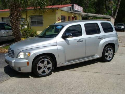 2009 Chevrolet HHR for sale at VANS CARS AND TRUCKS in Brooksville FL